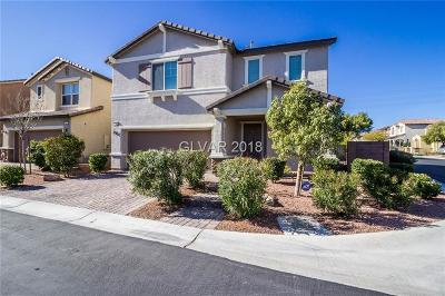 Las Vegas NV Single Family Home Sold: $310,000
