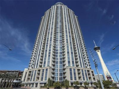 Allure Condo High Rise For Sale: 200 West Sahara Avenue #3802