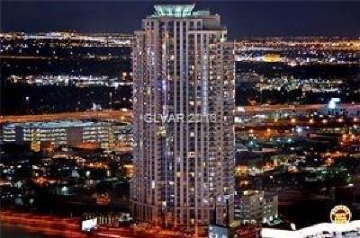 Allure Condo High Rise For Sale: 200 West Sahara Avenue #3909