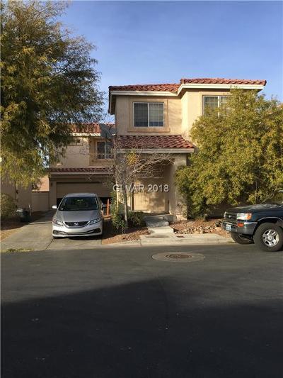 Las Vegas  Single Family Home For Sale: 1780 Dark Wolf Avenue