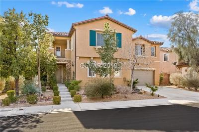 North Las Vegas Single Family Home Contingent Offer: 2121 Baywater Avenue