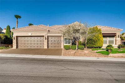 Las Vegas Single Family Home For Sale: 10836 Button Willow Drive
