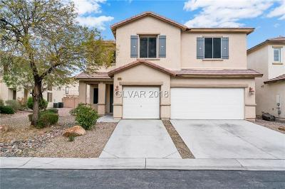 Las Vegas NV Single Family Home Contingent Offer: $299,900