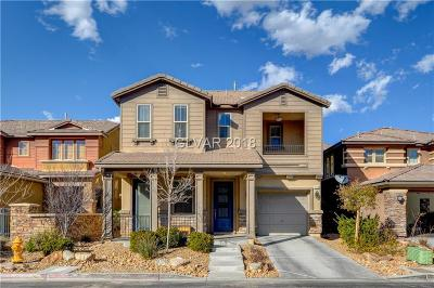 Las Vegas Single Family Home Contingent Offer: 10448 Bay Ginger Lane