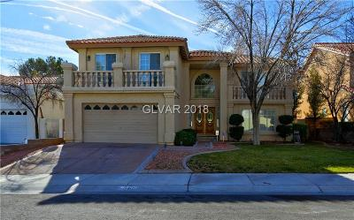 Las Vegas  Single Family Home For Sale: 9405 Mast Drive