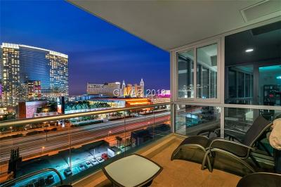 Panorama Towers 1, Panorama Towers 2 High Rise For Sale: 4525 Dean Martin Drive #1407
