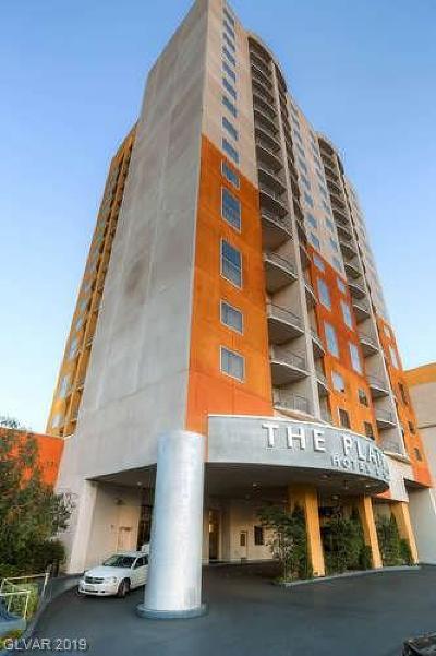 Platinum Resort Condo High Rise For Sale: 211 East Flamingo Road #806