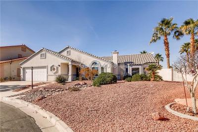 Single Family Home Contingent Offer: 813 Tenabo Court