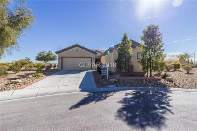North Las Vegas Single Family Home Contingent Offer: 3605 Harrier Court