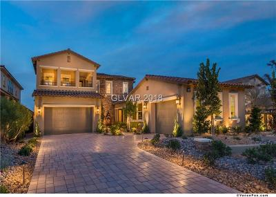 Single Family Home For Sale: 11362 Villa Bellagio Drive