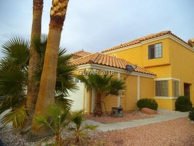 Las Vegas  Single Family Home For Sale: 2312 Chapman Hill Drive