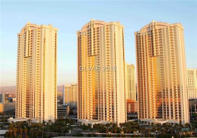 Turnberry M G M Grand Towers L High Rise For Sale: 145 East Harmon Avenue #2702 & 2