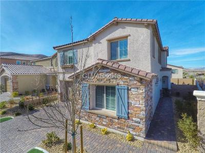 Las Vegas Single Family Home For Sale: 12265 Old Muirfield Street