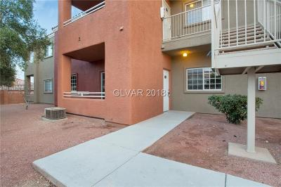 Las Vegas NV Condo/Townhouse For Sale: $84,900