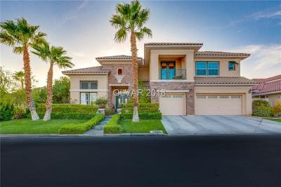 Las Vegas  Single Family Home For Sale: 3035 Lullingstone Street