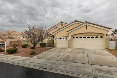 North Las Vegas Single Family Home Contingent Offer: 6625 Tumbler Street