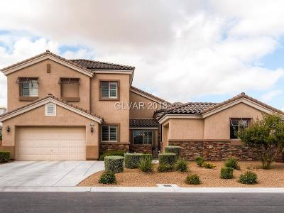 Las Vegas Single Family Home For Sale: 4851 Sweetie Court
