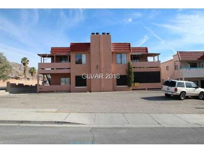 Las Vegas Multi Family Home For Sale: 6995 Hopkins Drive