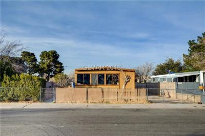 Las Vegas Manufactured Home For Sale: 5556 Everglade Street