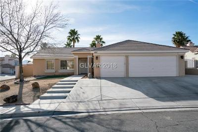 Las Vegas NV Single Family Home Contingent Offer: $329,900