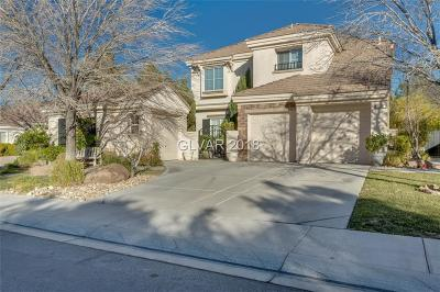 Las Vegas NV Single Family Home Contingent Offer: $569,900