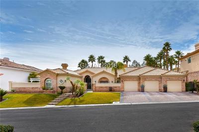 Spanish Hills Est, Spanish Hills Est Unit 4, Spanish Hills Est Unit 5a Single Family Home For Sale: 8839 Big Bluff Avenue