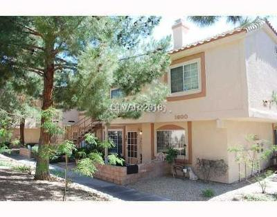 Condo/Townhouse Under Contract - No Show: 1600 Torrey Pines Drive #101