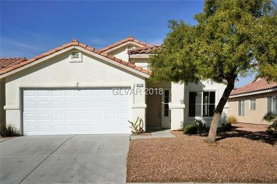 North Las Vegas NV Single Family Home For Sale: $239,900