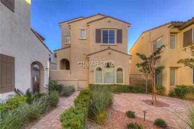 Las Vegas Single Family Home Contingent Offer: 1904 Granemore Street