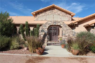 Las Vegas Single Family Home Contingent Offer: 252 East Neal Avenue