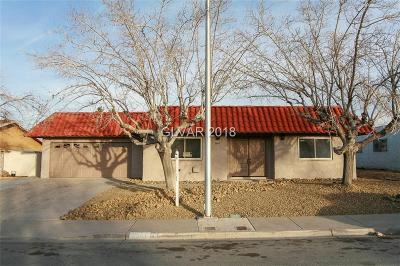 Las Vegas NV Single Family Home For Sale: $309,900
