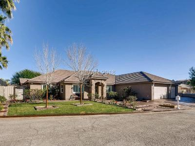 Clark County Single Family Home For Sale: 4318 Callahan Avenue