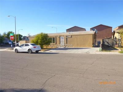 Las Vegas Manufactured Home For Sale: 4110 Artist Court