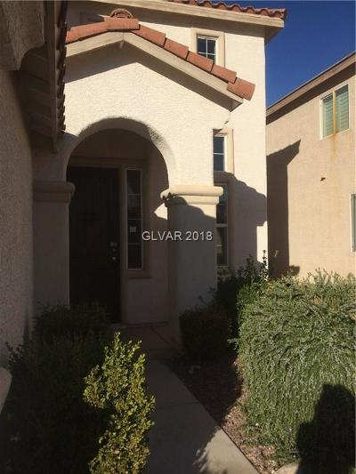 Single Family Home Under Contract - No Show: 4658 Maxwell Peak Court