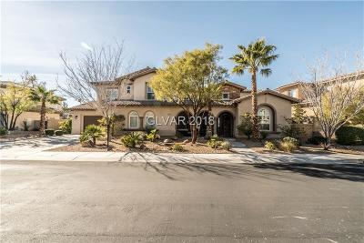 Single Family Home For Sale: 705 Chervil Valley Drive