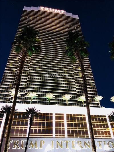 Trump Intl Hotel & Tower-, Trump Intl Hotel & Tower- Las High Rise Contingent Offer: 2000 Fashion Show Drive #5905