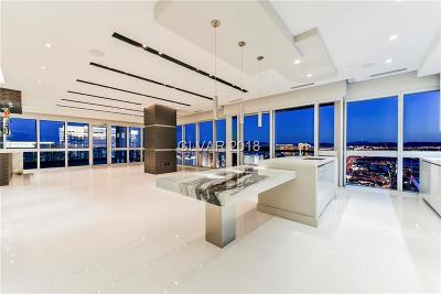 Las Vegas High Rise For Sale: 4471 Dean Martin Drive #4307