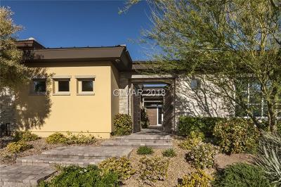 Las Vegas Single Family Home For Sale: 36 Midnight Ridge Drive