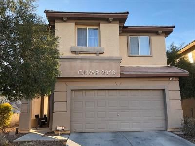 Single Family Home Contingent Offer: 6917 Willow Warbler Street