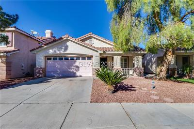Henderson NV Single Family Home For Sale: $263,000
