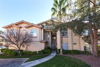 Henderson Condo/Townhouse Contingent Offer: 2050 Warm Springs Road #1821
