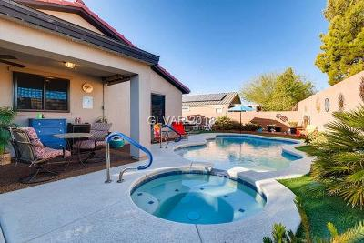 North Las Vegas Single Family Home For Sale: 3856 Citrus Heights Avenue