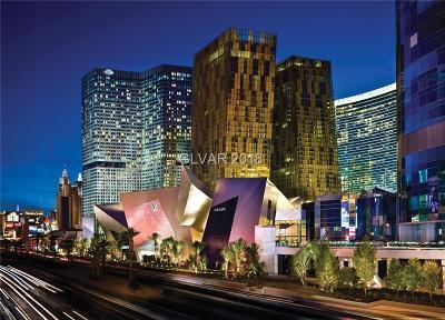 Veer Towers High Rise For Sale: 3726 Las Vegas Boulevard #2708