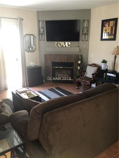 Las Vegas Condo/Townhouse Contingent Offer: 4801 Black Bear Road #101