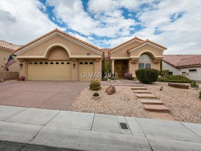 Las Vegas Single Family Home For Sale: 10220 Button Willow Drive