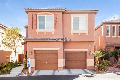 Las Vegas NV Single Family Home For Sale: $243,000