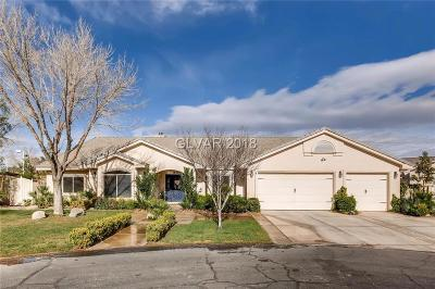 Las Vegas Single Family Home Contingent Offer: 9470 Craig Road