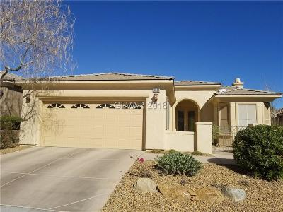 Las Vegas Single Family Home Contingent Offer: 10590 Santo Marco Court