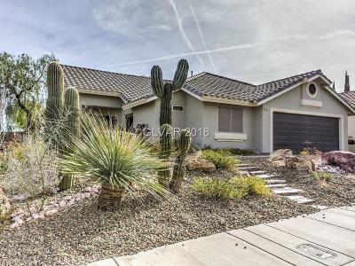 Single Family Home For Sale: 802 Pine Flower Court