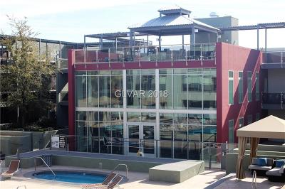 Las Vegas Condo/Townhouse For Sale: 8925 Flamingo Road #234